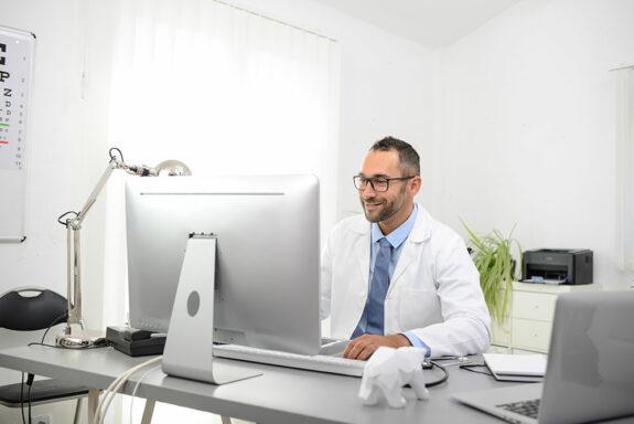 Telefonservice für Ärzte & Therapeuten