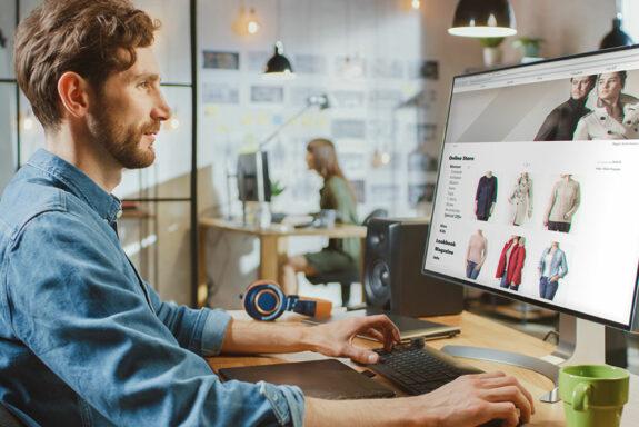 Telefonservice für OnlineShops & Handel