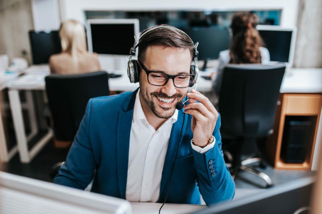 Professioneller Telefonservice für Unternehmer